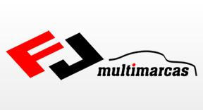 Logo de FJ Multimarcas