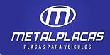 Logo de MetalPlacas Placas Para Veiculos